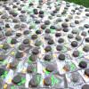 Kolekcja przedwojennych dzwonków rowerowych