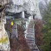Monastyr skalny w Rukomyszu