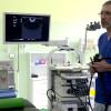 Nowoczesny endosonograf
