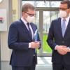 Premier w bolesławieckim szpitalu