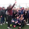 Turniej piłkarski w Rakowicach