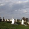 Uporządkowany cmentarz w Jazłowcu