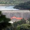 Zamknięcie zapory w Pilchowicach