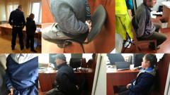 6 osób zatrzymanych