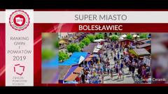 "Bolesławiec ""Super Miastem"""