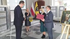 Certyfikat dla II LO