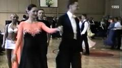Konkurs tańca towarzyskiego