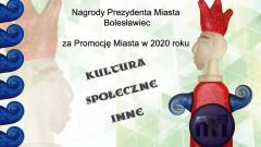 Kultura, inicjatywy społeczne i inne nagrodzone przez prezydenta