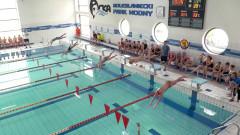 Mistrzostwa podstawówek w pływaniu