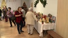 Ozdoby świąteczne w Domu Senior+