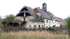 Pałac w Tomaszowie Bolesławieckim