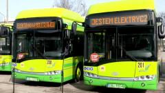Pierwsze autobusy elektryczne w Bolesławcu