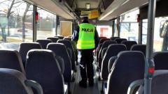 Policja sprawdza maseczki