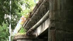 Przed remontem mostu