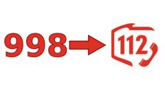 Przełączenie numeru 998