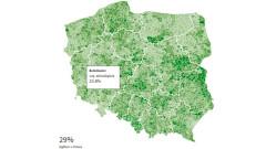 Ranking segregacji odpadów w gminach