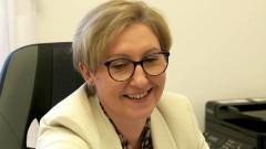 Renata Szewczyk wiceprezydentem