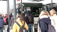 Transport publiczny w powiecie