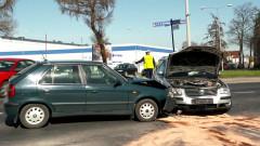 Wypadek przy wiadukcie