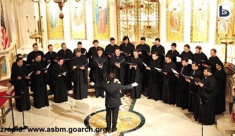 Greek Byzantine Choir w Bolesławcu