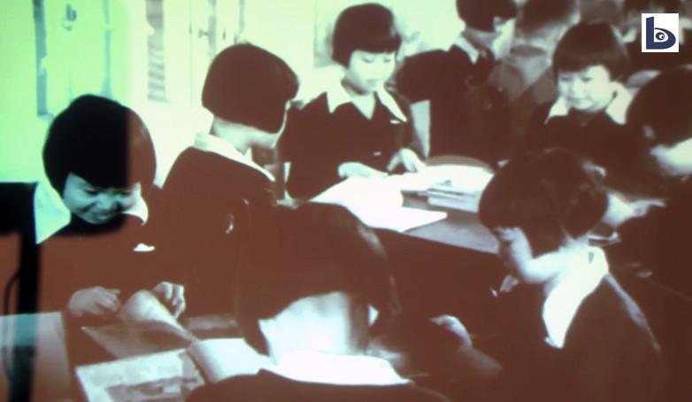 Koreańskie dzieci w Plakowicach