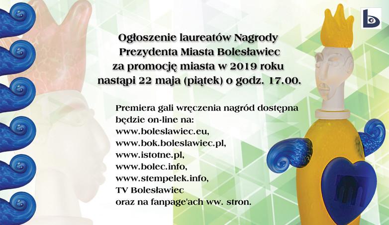 On-line gala nagród za promocję