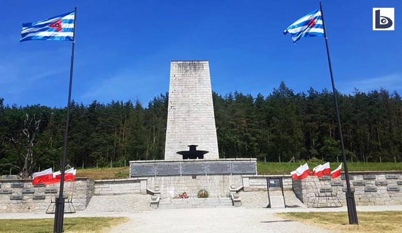 Pamięć ofiar niemieckich obozów śmierci