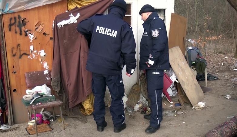 Policja i bezdomni