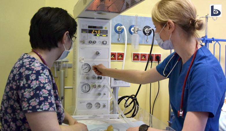Ratunek dla najmłodszych pacjentów