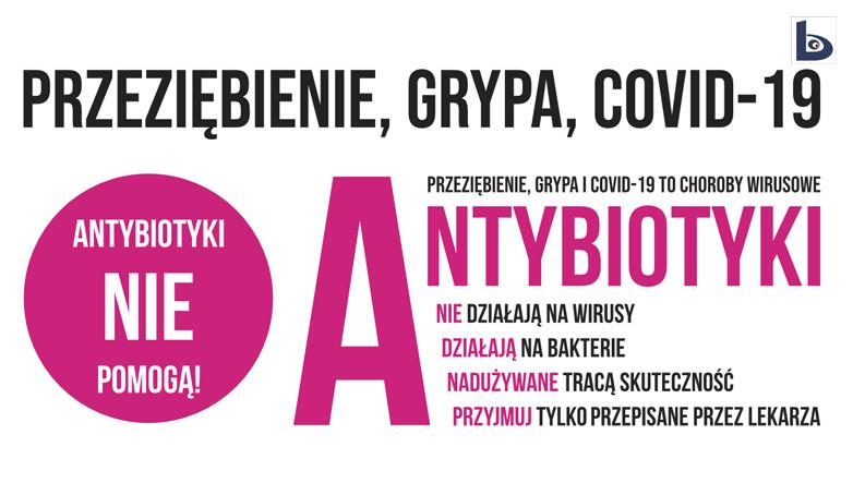 Tydzień wiedzy o antybiotykach