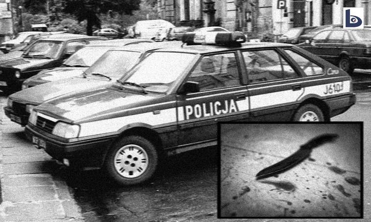 Zabójstwo sprzed 20 lat